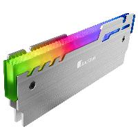 Пасивен охладител Jonsbo NC-3 2 x ARGB RAM Снимка 2