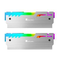 Пасивен охладител Jonsbo NC-3 2 x ARGB RAM Снимка 6