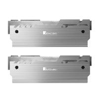 Пасивен охладител Jonsbo NC-3 2 x ARGB RAM Снимка 7