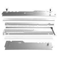 Пасивен охладител Jonsbo NC-3 2 x ARGB RAM Снимка 10