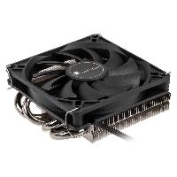 Охладител за процесор Jonsbo HP-400 Black, Low-profile, AMD/INTEL Снимка 1