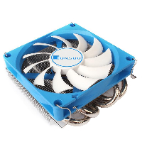 Охладител за процесор Jonsbo HP-400, Low-profile, AMD/INTEL Снимка 2