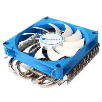 Охладител за процесор Jonsbo HP-400, Low-profile, AMD/INTEL Снимка 4