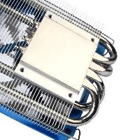 Охладител за процесор Jonsbo HP-400, Low-profile, AMD/INTEL Снимка 7
