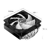 Охладител за процесор Jonsbo CR-701 RGB Low-profile Снимка 10