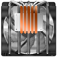 Охладител за процесор Jonsbo CR-701 RGB Low-profile Снимка 13