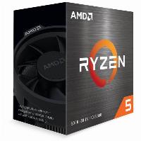 Процесор AMD Ryzen 5 5600X (4.6GHz Max Boost,35MB,65W,AM4) box  Снимка 1