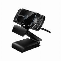 Уеб камера Canyon CNS-CWC5 Full HD, 1080p, 30 fps, CMOS, USB2.0, Стрийминг Снимка 2