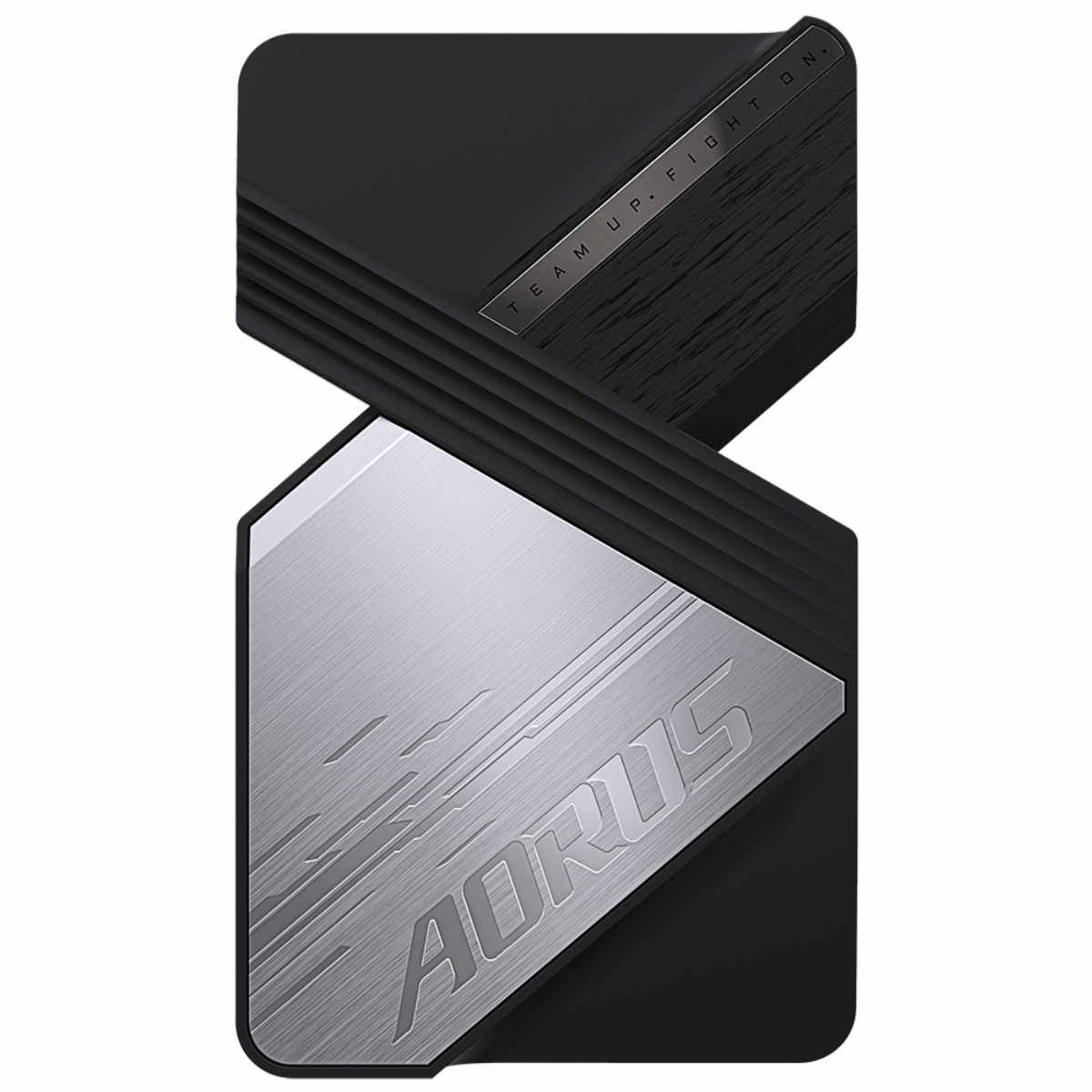 Мост за 2 графични карти Gigabyte AORUS GeForce RTX NVLink Bridge 4 Slot 30 Series