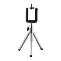 """Холдер за смартфони HAMA, 8.2 cm, 1/4"""", Черен Снимка 4"""