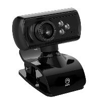 Уеб камера Marvo MPC01 Web Camera USB 1080p LED Audio Снимка 2