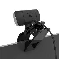 Уеб камера Marvo MPC01 Web Camera USB 1080p LED Audio Снимка 3