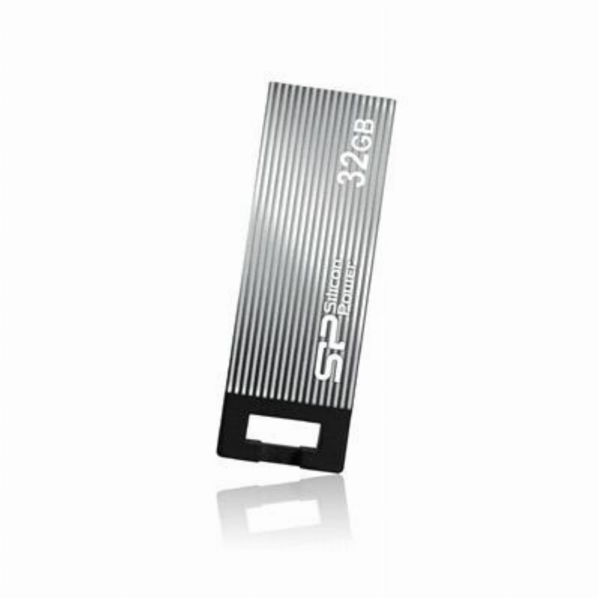 USB памет SILICON POWER Touch 835, 32GB, Сива