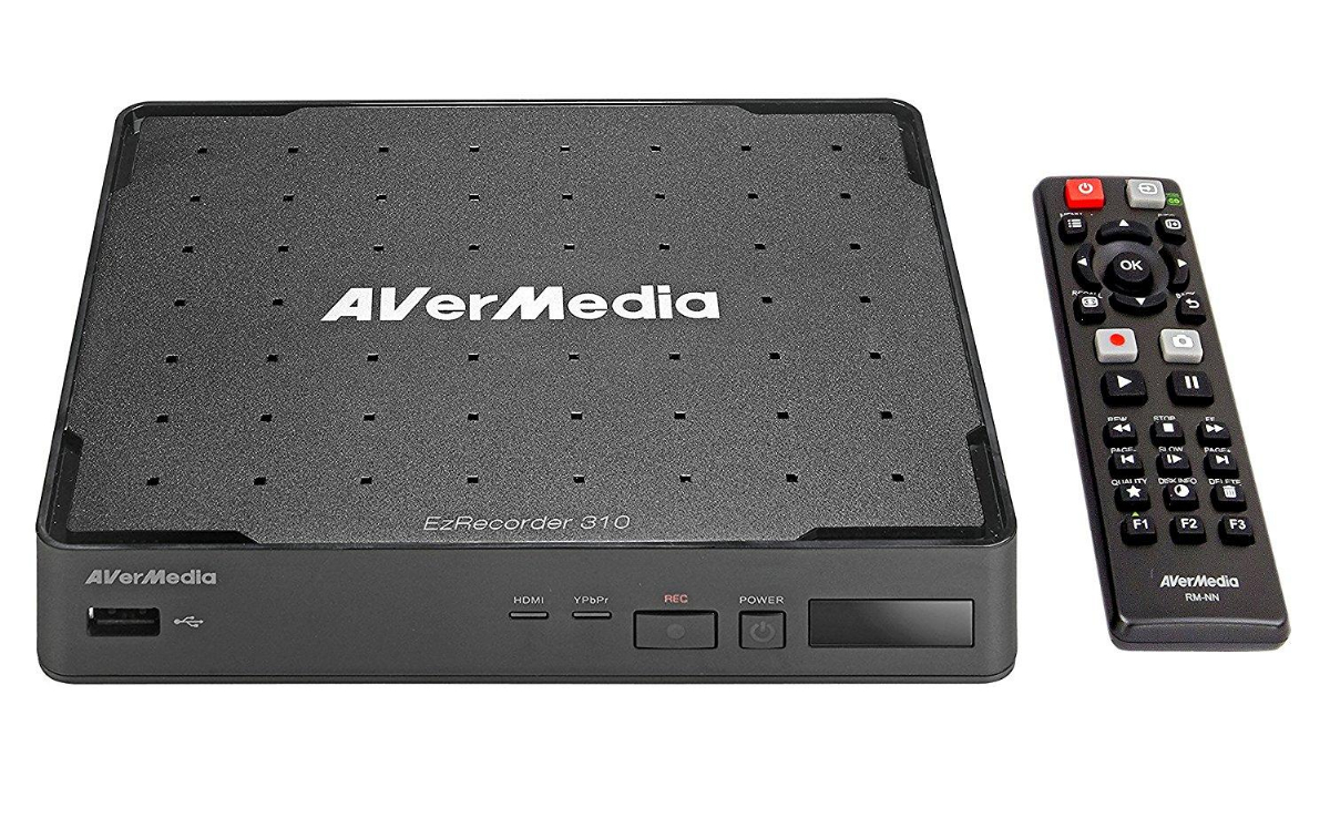 Външен кепчър Aver Media EZrecorder 310 AVT