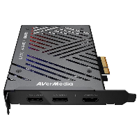 Вътрешен кепчър AVerMedia LIVE Gamer DUO, PCIe Снимка 3