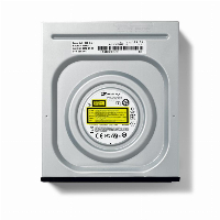 Записващо устройство LG GH24NSD5, DVD-RW, за вграждане в компютър, SATA, черен Снимка 3
