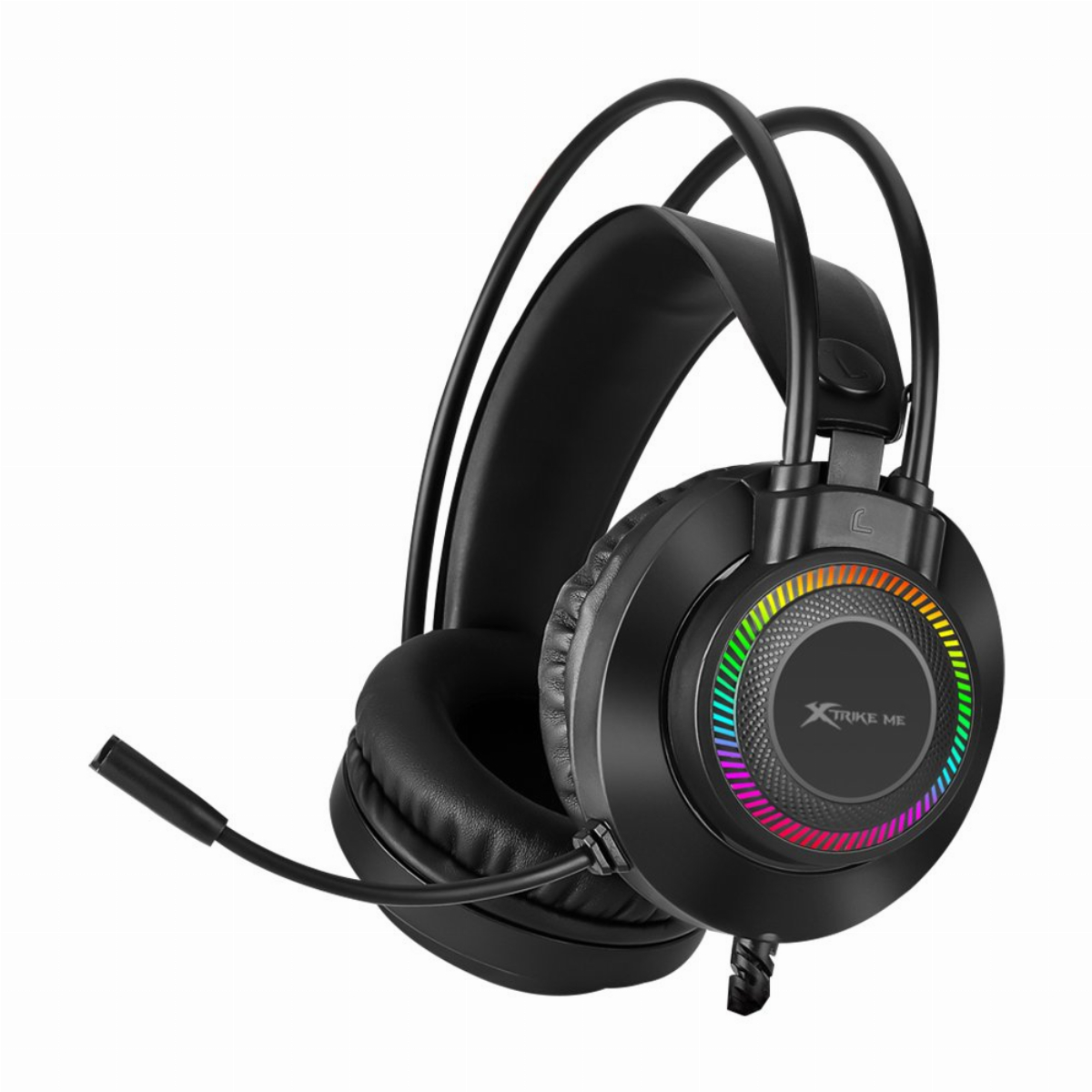 Xtrike ME геймърски слушалки Gaming Headphones GH-509 - RGB, 50mm, PC/Consoles