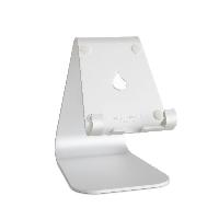 Поставка за телефон или таблет Rain Design mStand mobile, Сребрист Снимка 1