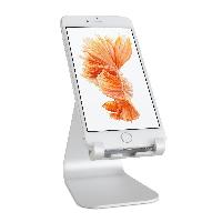 Поставка за телефон или таблет Rain Design mStand mobile, Сребрист Снимка 2
