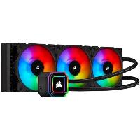 Охладител за процесор Corsair iCUE H150i ELITE CAPELLIX 360mm Снимка 1