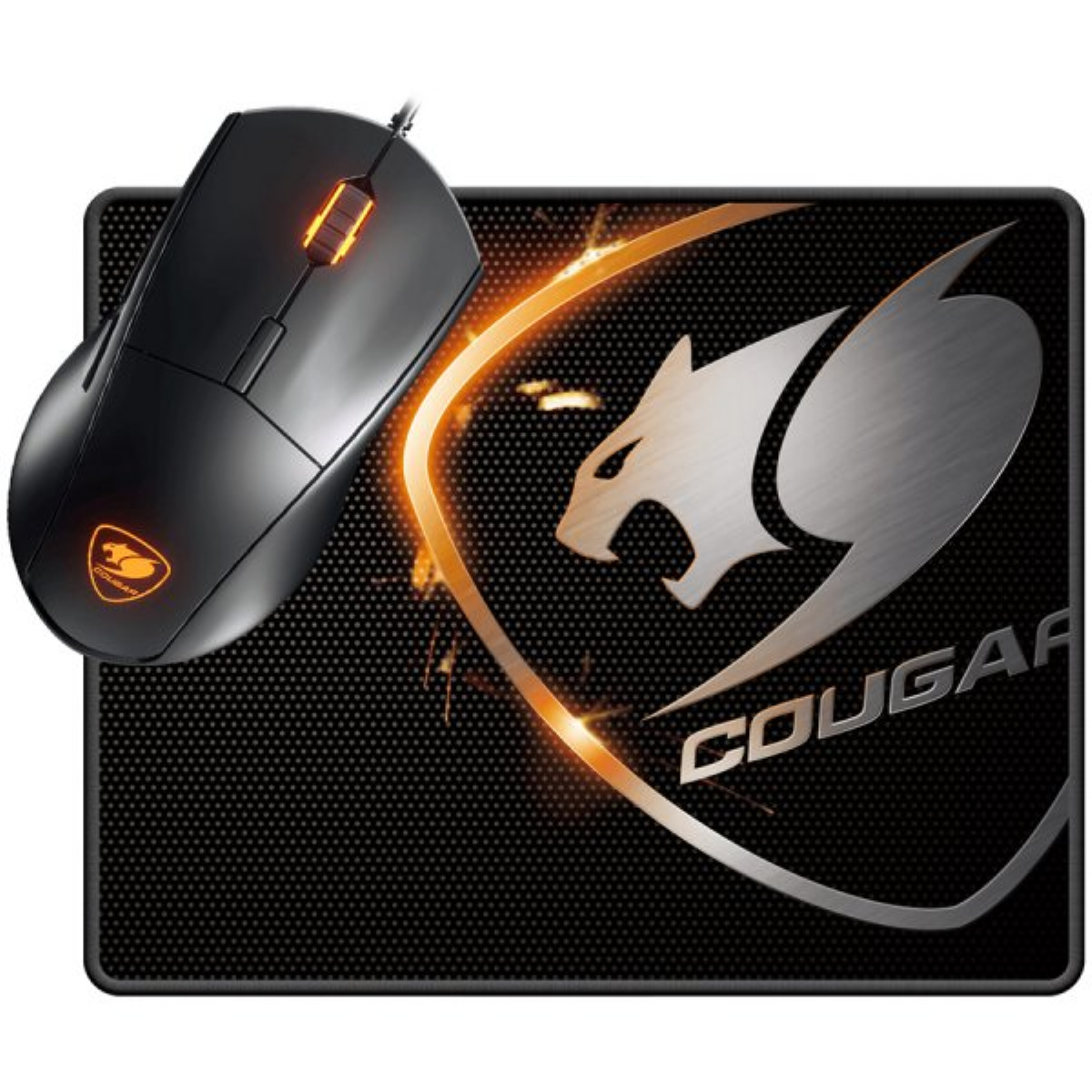 Геймърска мишка COUGAR MINOS XC GAMING GEAR COMBO + пад