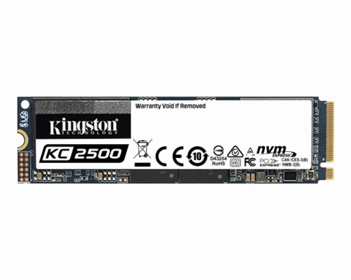 Диск SSD KINGSTON SKC2500M8 250GB M.2 PCIe NVMe 3.0 x4