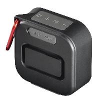 Блутут мобилна колонка HAMA Pocket 2.0, Водоустойчива, 3.5W, Черна Снимка 2