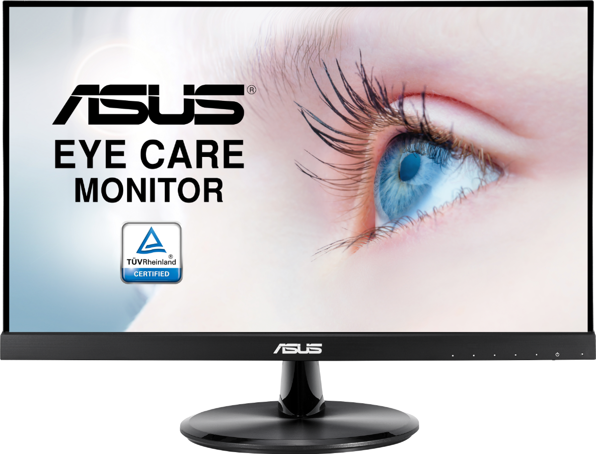 "Монитор ASUS VP228DE Eye Care 21.5"" Full HD, Flicker Free, Blue Light Filter, Anti Glare"