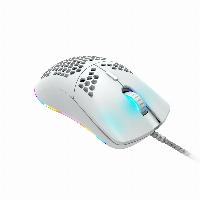 Геймърска мишка CANYON Puncher CND-SGM11W White RGB Снимка 4