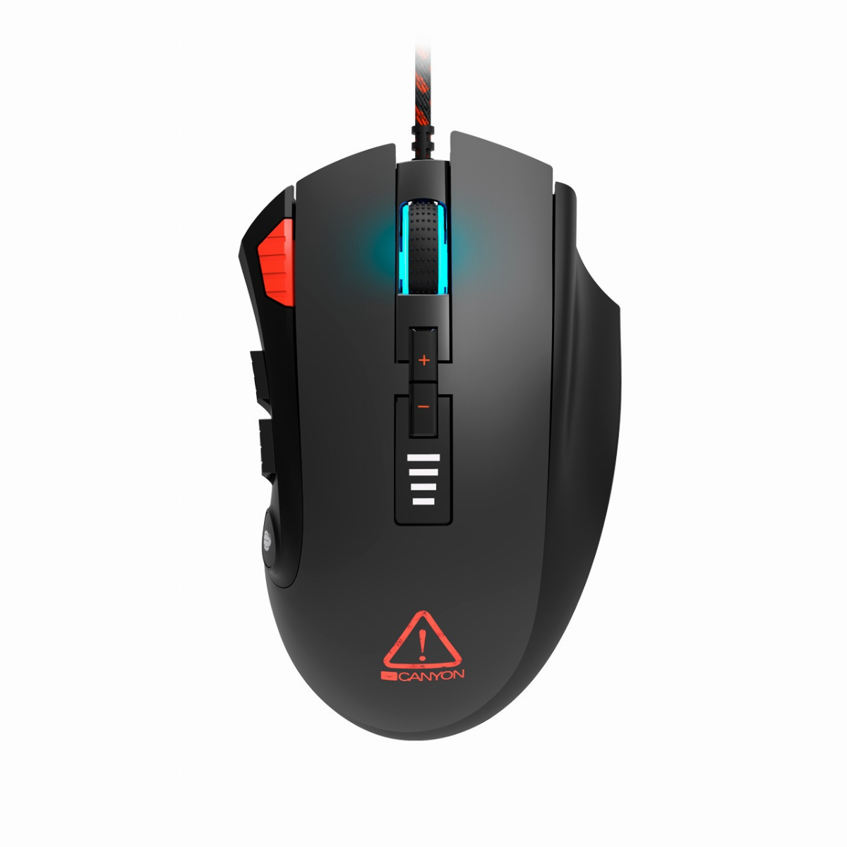 Геймърска мишка CANYON Merkava CND-SGM15 Gaming Mouse