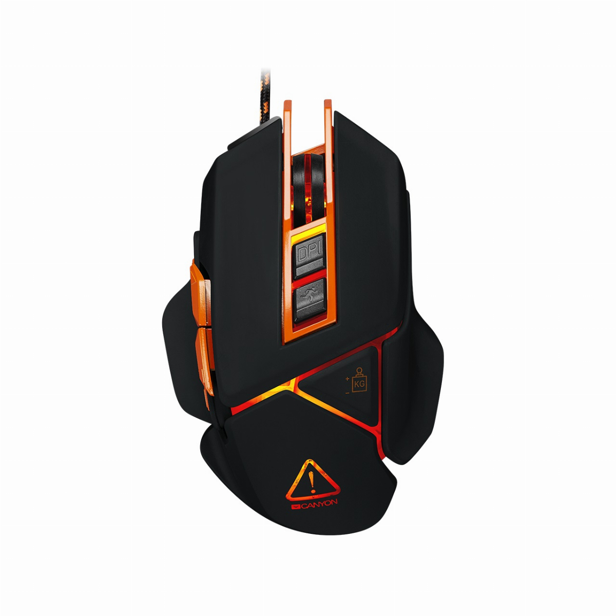 Геймърска мишка CANYON Hazard CND-SGM6N Gaming Mouse