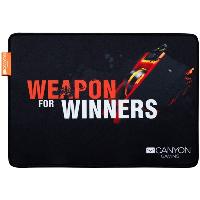 Геймърски пад CANYON CND-CMP8 Mouse pad 500x420 - 3MM Снимка 1