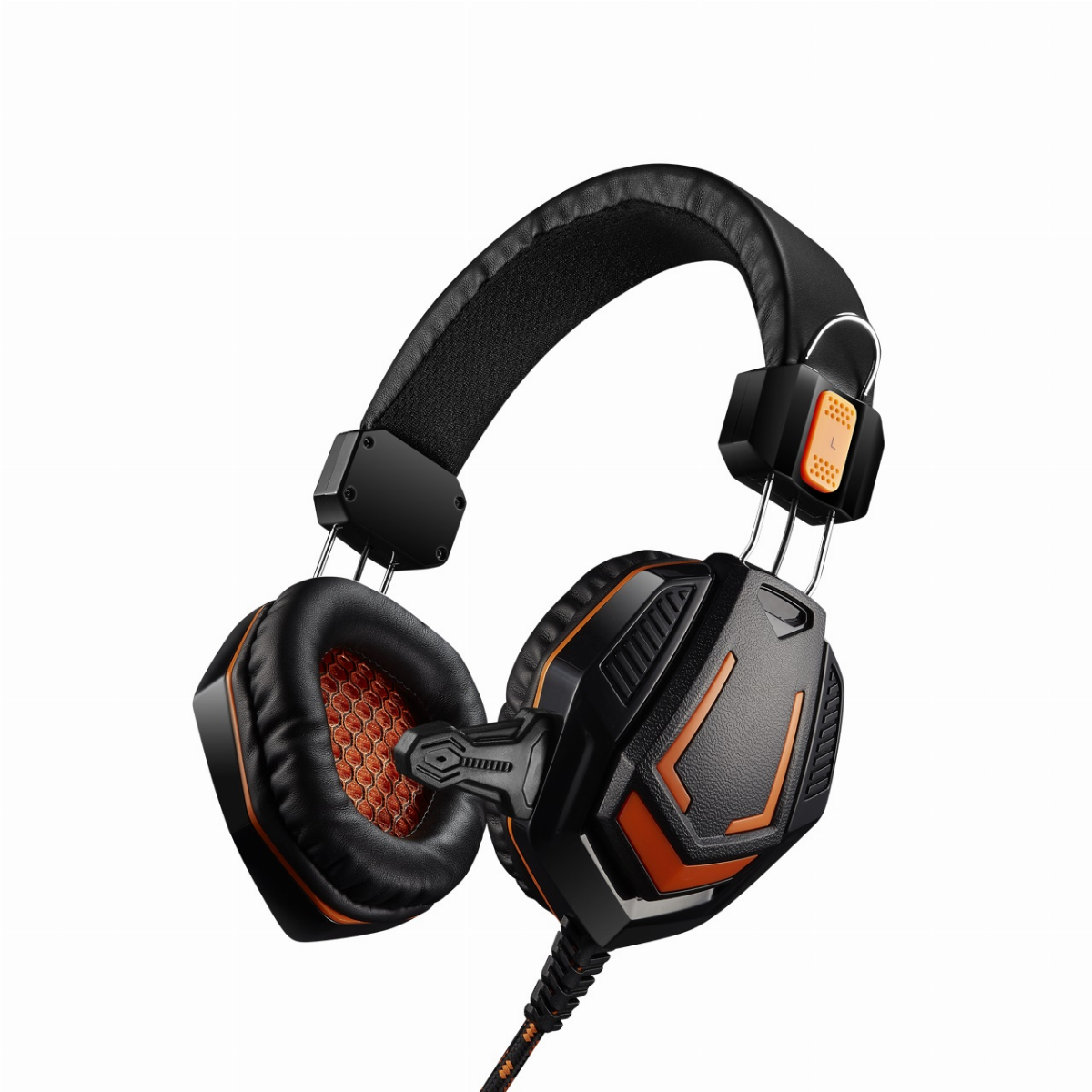 Геймърски слушалки CANYON CND-SGHS3A Gaming headset 3.5mm jack