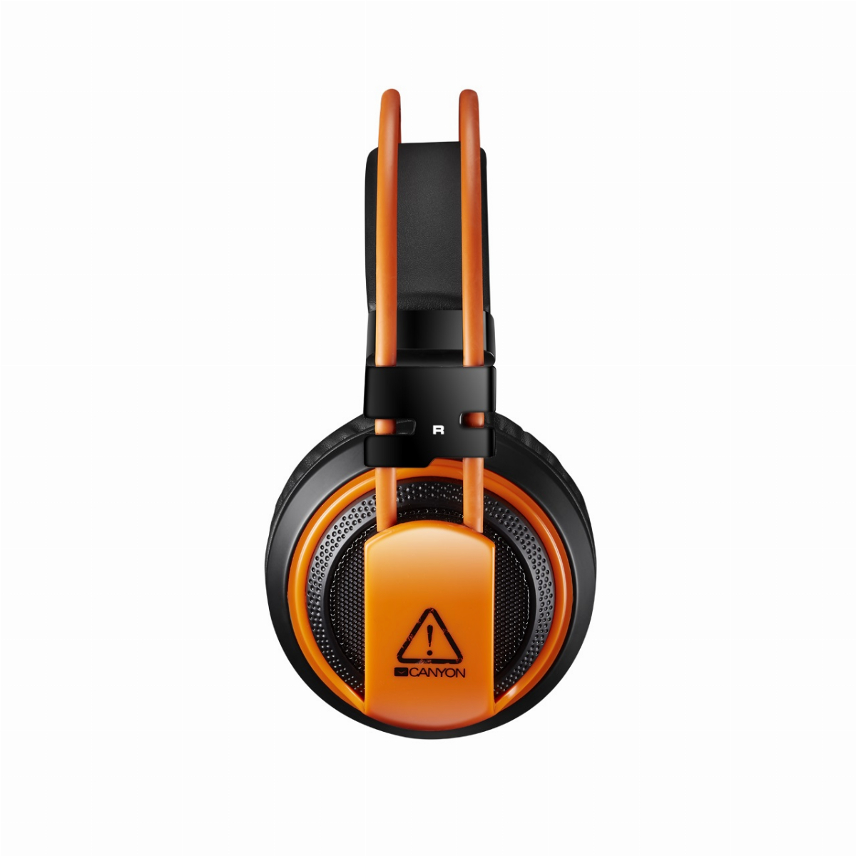 Геймърски слушалки CANYON Corax CND-SGHS5A Gaming headset 3.5mm jack plus USB Снимка 2