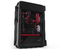 Геймърски компютър ASUS ROG Custom Water Build (AMD Ryzen 9 5900X, 32GB, RTX 3090 24GB, 2.5TB SSD, 850W) Снимка 6