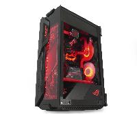 Геймърски компютър ASUS ROG Custom Water Build (AMD Ryzen 9 5900X, 32GB, RTX 3090 24GB, 2.5TB SSD, 850W) Снимка 1