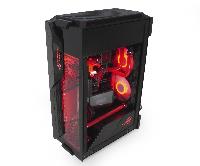 Геймърски компютър ASUS ROG Custom Water Build (AMD Ryzen 9 5900X, 32GB, RTX 3090 24GB, 2.5TB SSD, 850W) Снимка 5