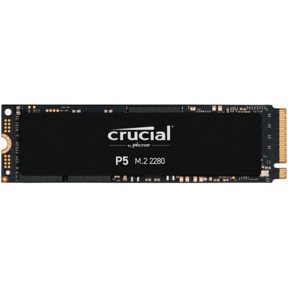Диск SSD Crucial P5 2TB 3D NAND M.2 PCIe NVMe 3.0 x4