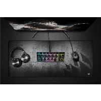 Геймърска механична клавиатура CORSAIR K65 RGB MINI 60% - CHERRY MX Red Снимка 10