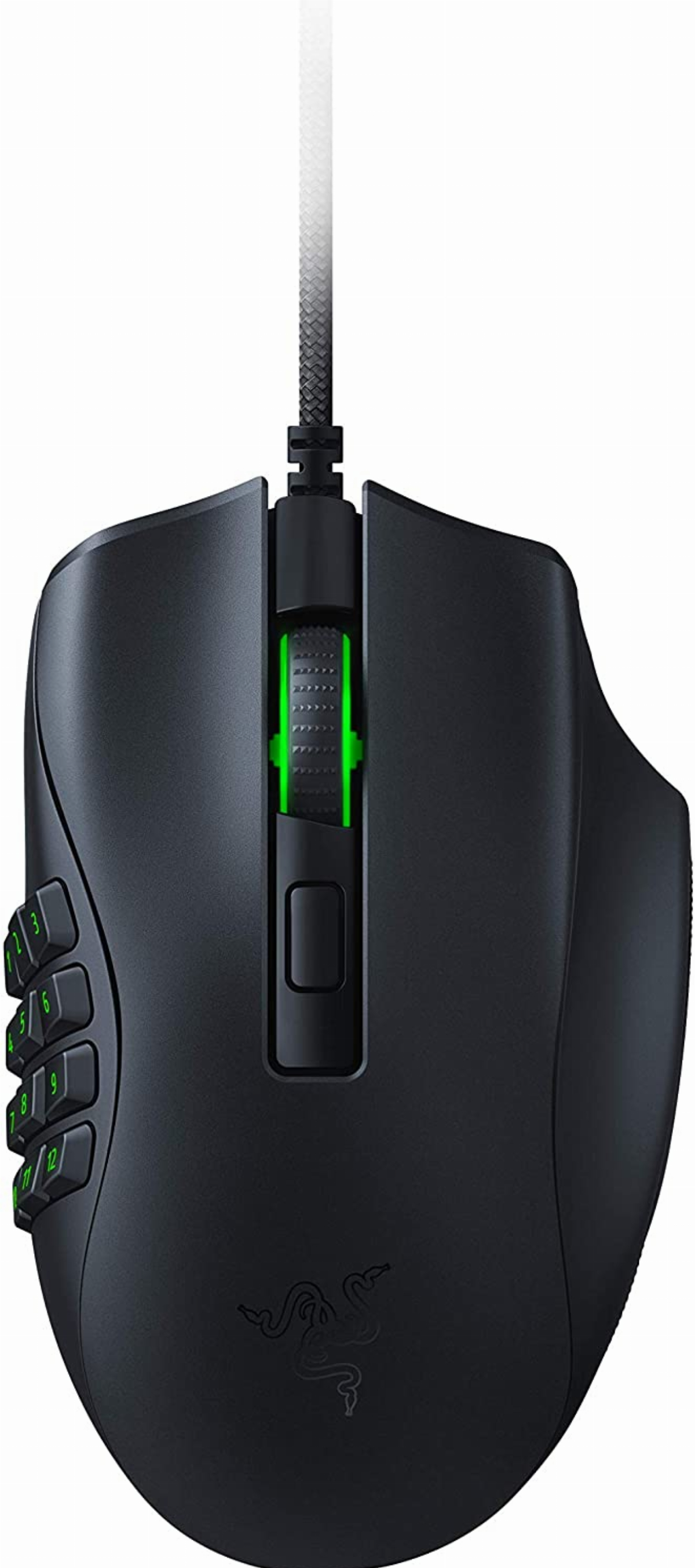 Геймърска мишка Razer Naga X Optical Gaming Mouse