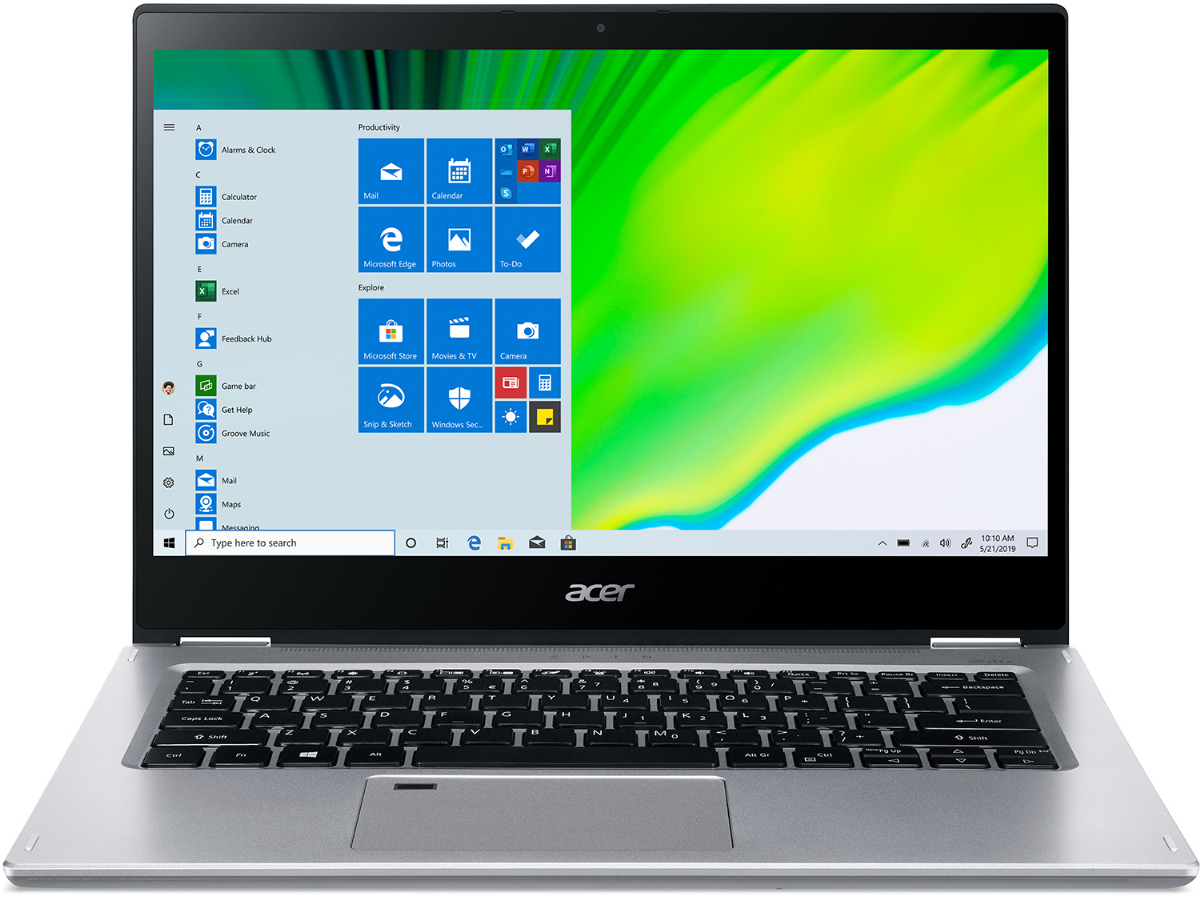 Лаптоп Acer Spin 3 SP314-21N-R4B1 2 in 1 Touchscreen