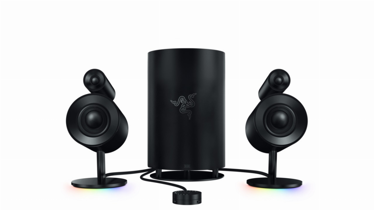 Колони Razer Nommo Pro THX Certified full range 2.1 Gaming Speakers