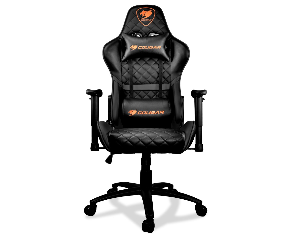 Геймърски стол COUGAR Armor ONE BLACK Gaming Chair
