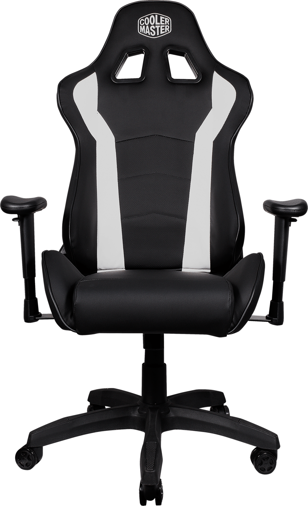 Геймърски стол Cooler Master Caliber R1 Gaming Chair White and Black