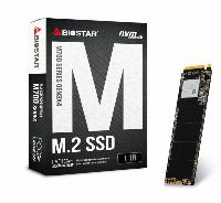 Диск SSD Biostar M700 1TB M.2 2280 PCIe NVMe Gen3x4   Снимка 1