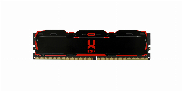 Памет GOODRAM IRDM X BLACK 16GB DDR4 3200MHz CL16 Снимка 1