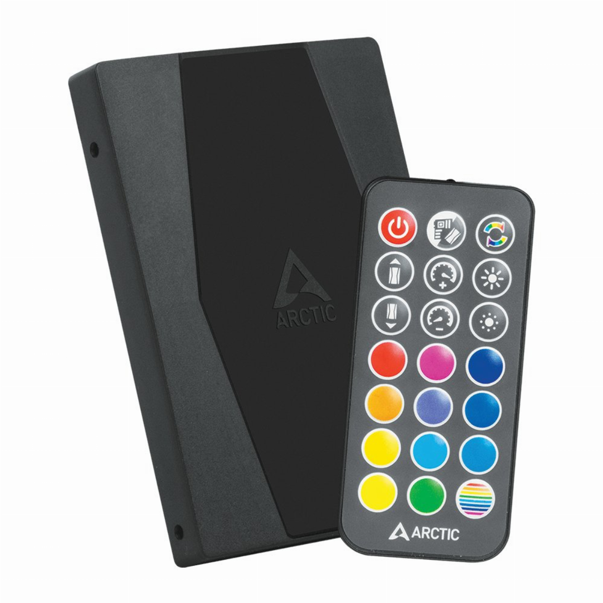 Контролер Arctic A-RGB controller with RF remote control - ACFAN00180A