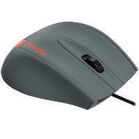 Мишка CANYON CNE-CMS11DG Wired Optical Mouse DPI 1000 Снимка 3