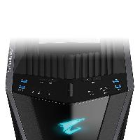 Кутия Gigabyte Aorus AC700G RGB Fusion 2.0 Full Tower Снимка 6