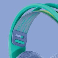 Геймърски слушалки LOGITECH G335 Wired Gaming Headset MINT - 981-001024 Снимка 5